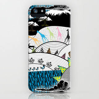 Sumptuous_Africa_iphone5Case