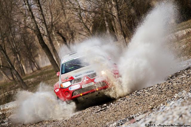 Riccardo Colombo & Rudy Briani - Mitsubishi L200 [20th Italian Baja]