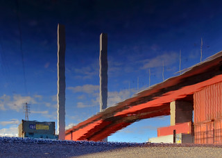 Bolte Bridge (puddleography)