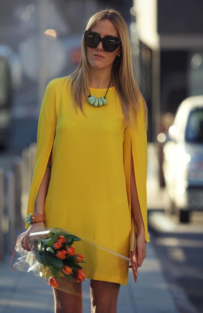 style lover vestido amarillo V