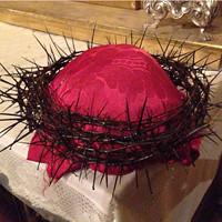 Nueva corona del Cristo de la Sed