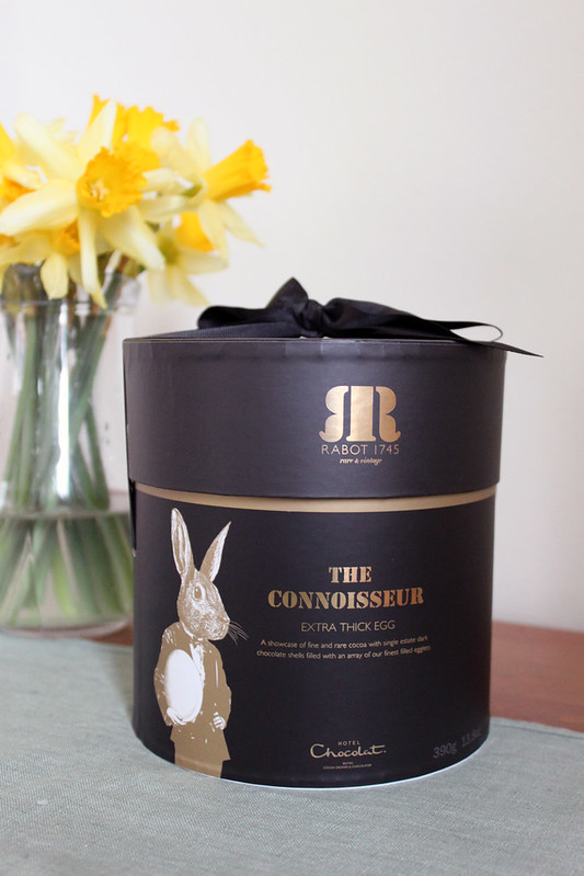 Boxed Connoisseurs Extra Thick Easter Egg