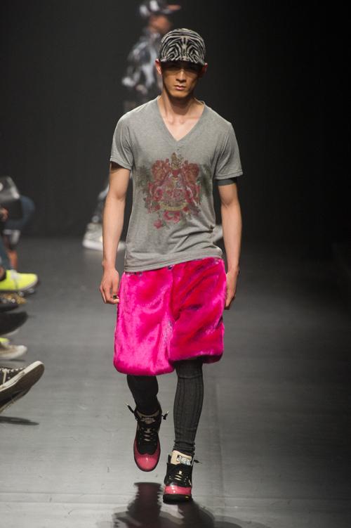 FW13 Tokyo DRESSCAMP019_Takeshi Uematsu(Fashion Press)