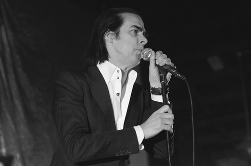 Nick Cave and the Bad Seeds @ The Orange Peel, 3/17/13