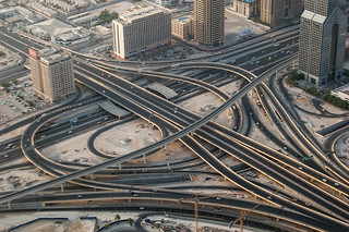 Sheikh Zayed Road 1st Interchange