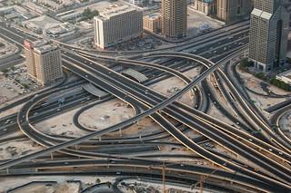 Sheikh Zayed Road 1st Interchange