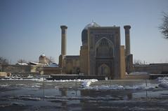 Gur-e Amir, Samarkand