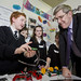 Minister gets hands-on with STEM at Sentinus Smart Gear event - 21 March 2013