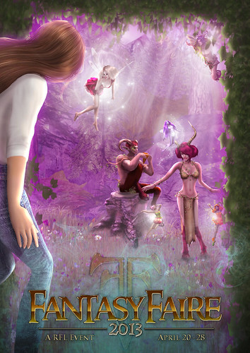 FF2013 Poster [Fairies]