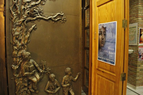 Procesión del Encuentro en Pilar de la Horadada