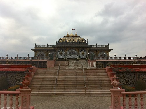 New Vrindaban Temple in Pittsburgh