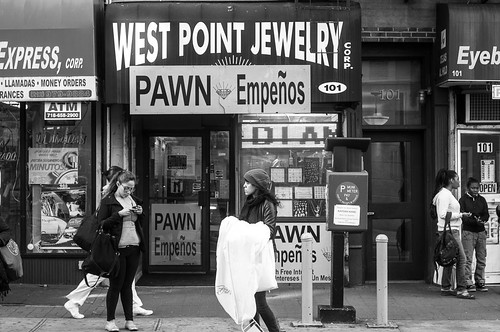 pawn by ifotog, Queen of Manhattan Street Photography