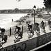 Cycling team by Hernan Piñera