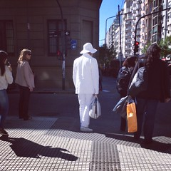 The white man #igersbsas #style #mode #moda #blanco #vestuario