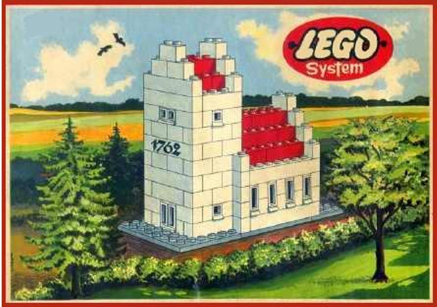 A Prototype LEGO Set that never made it to production... as planned& ...
