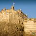 Edinburgh Castle in a Hill - Scotland