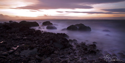 ocean sunset sea speed island islands washington san waves slow juan state pacific northwest shore sound shutter chase puget camano dekker dailynaturetnc12