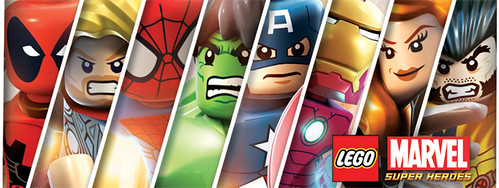 LEGO Marvel Super Heroes Video Game
