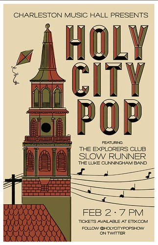 Holy City Pop Show