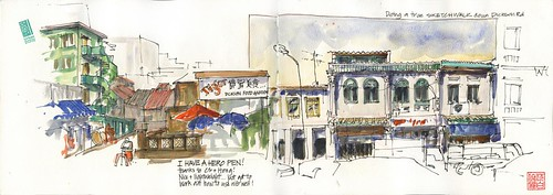 05 Tues25_02 Xmas Sketchwalk Little India_Visual Overload