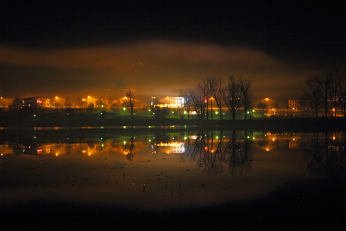 lake canon lago eos lights mirror still smoke tripod luci acqua specchio fumo ferma revine 600d ef1740l