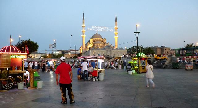Turquie - jour 1 - Istanbul - 34 - Eminönü