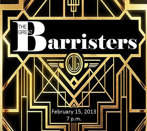 The Great Barristers'2.0
