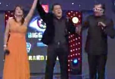 Salman Khan Announces Bigg Boss 6 winner