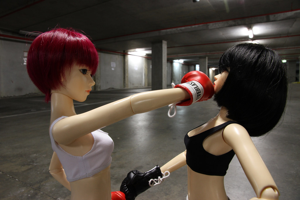 Girl's Fight Club 21