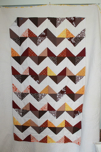 Brown Chevrons