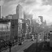 Seattle skyline by RudyLopez