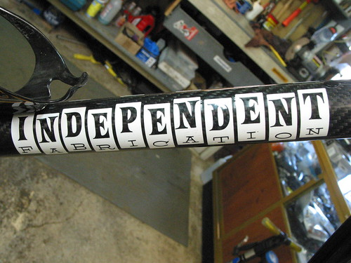 Independent Fabrications XS