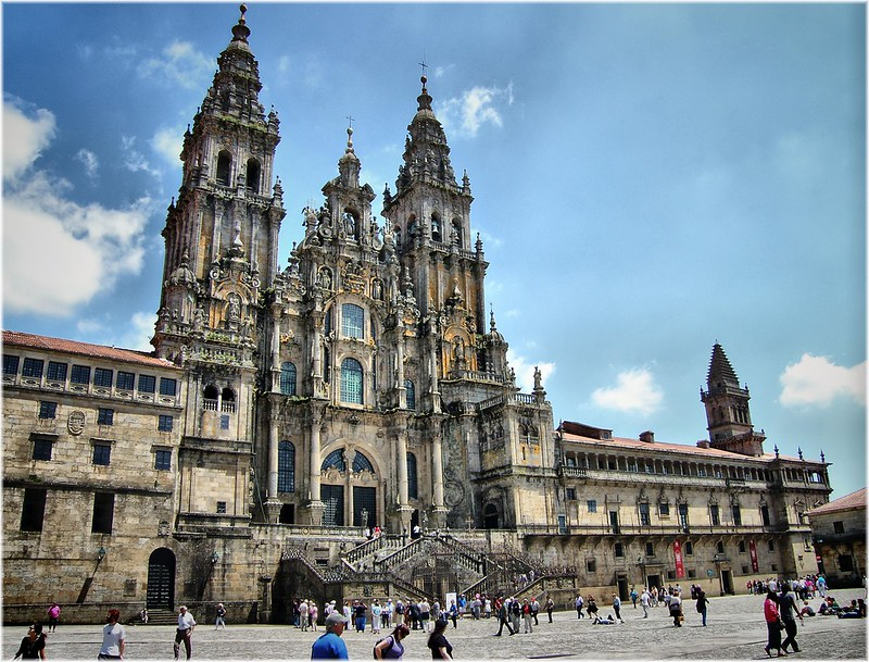 3034-Catedral de Santiago de Compostela.