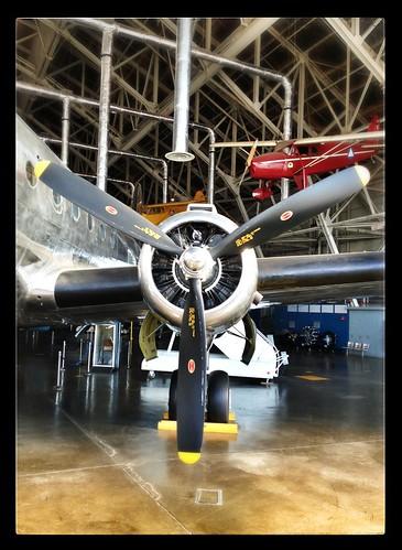 Presidential Hangar Props 2