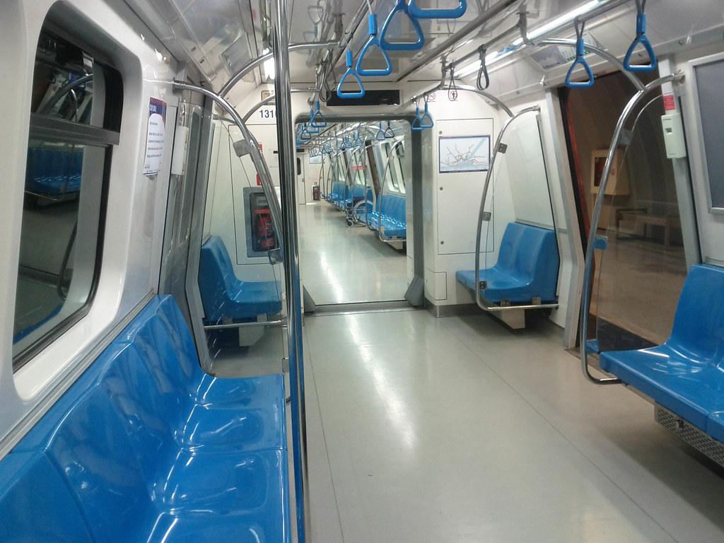 Istanbul Subway Cars
