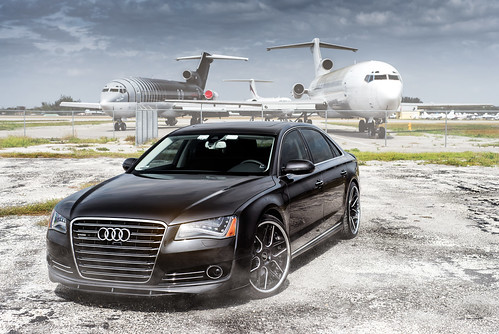 Vellano MC Customs Audi A8