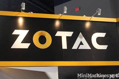 CES 2013 : ZOTAC