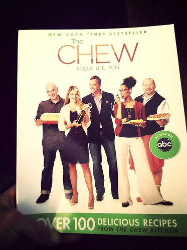 The Chew!! Cookbook