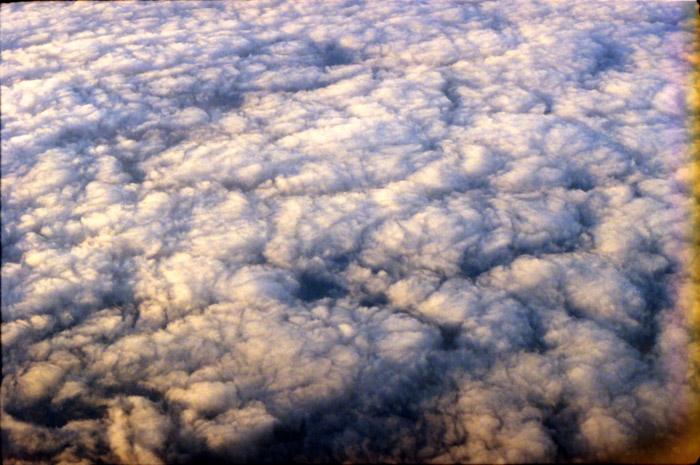 Flug nach London
