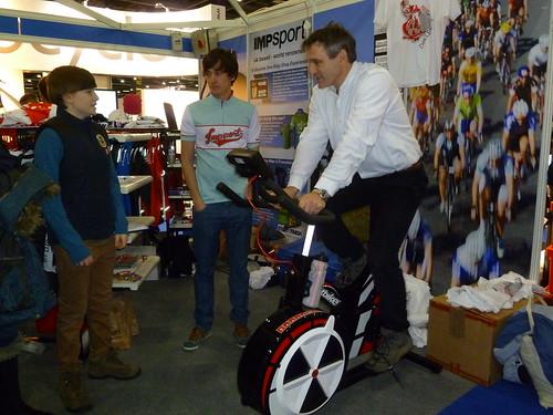 London Bike Show 012