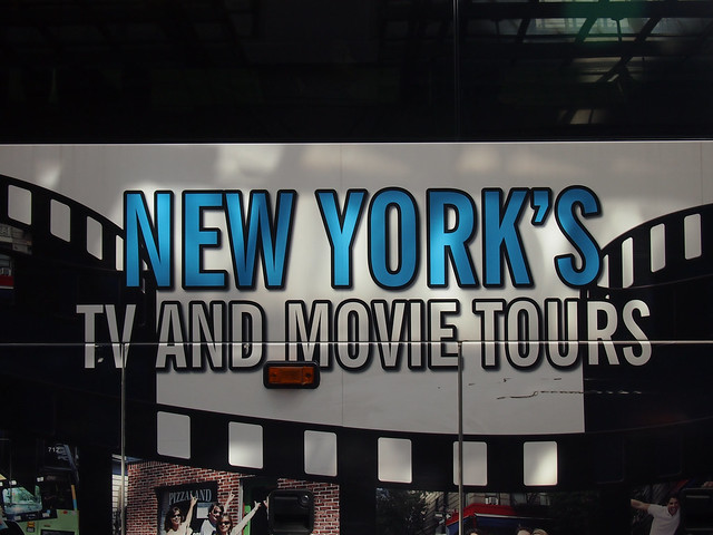 NY TV and Movie Tour