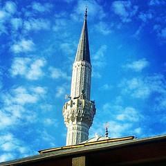 La mezquita del mercado del pescado