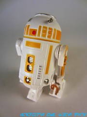 Yellow R8-Series Astromech Droid