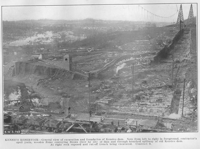 Report 1912 Dam Site