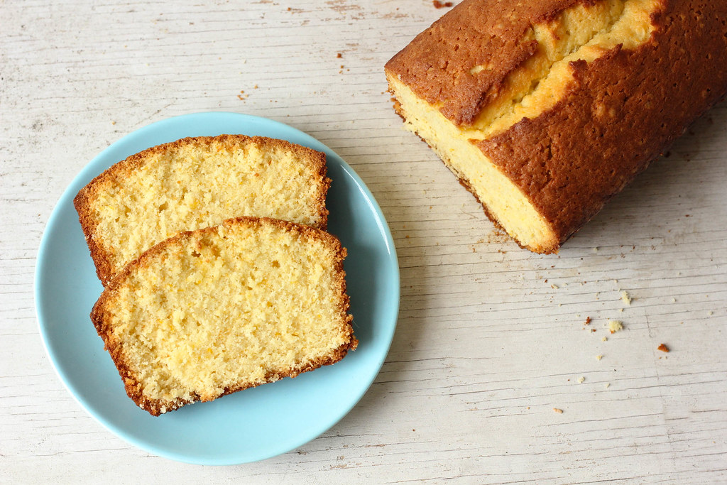 Treat. Yo. Self. - David Leite's Portuguese Orange Olive Oil Cake —