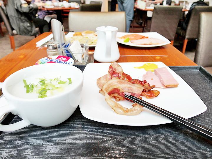 Brasserie regent taipei breakfast
