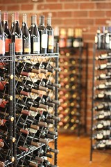 wine cellar(1.0), wine(1.0), liquor store(1.0), distilled beverage(1.0), winery(1.0), drink(1.0), wine rack(1.0), wine bottle(1.0), alcoholic beverage(1.0),