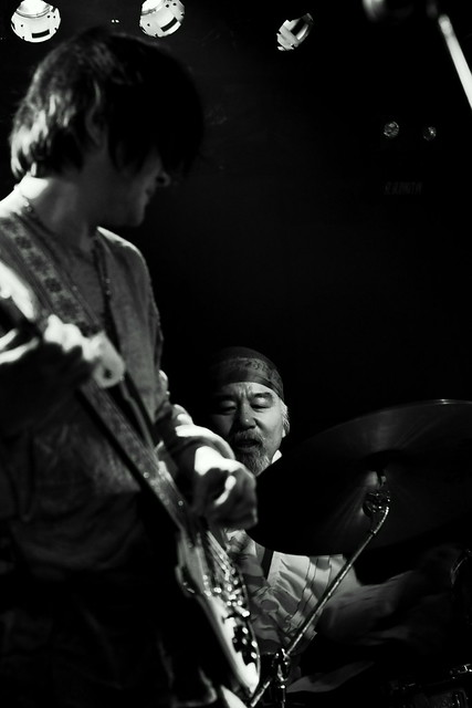 JIMISEN live at Outbreak, Tokyo, 25 Jan 2013. 397