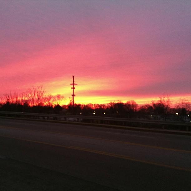 #sunrise...