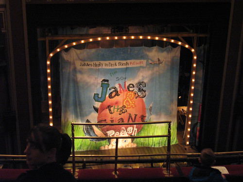 Birmingham Stage Company - James and the Giant Peach